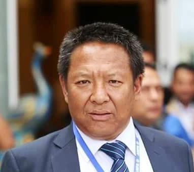 karma tshering sherpa aanfa